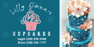 Lilly Janes Cupcakes Ad